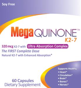 Vitamin K2-7 MegaQuinone