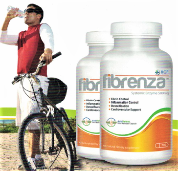 Fibrenza systemic enzyme