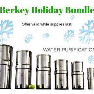 Berkey Holiday Bundle